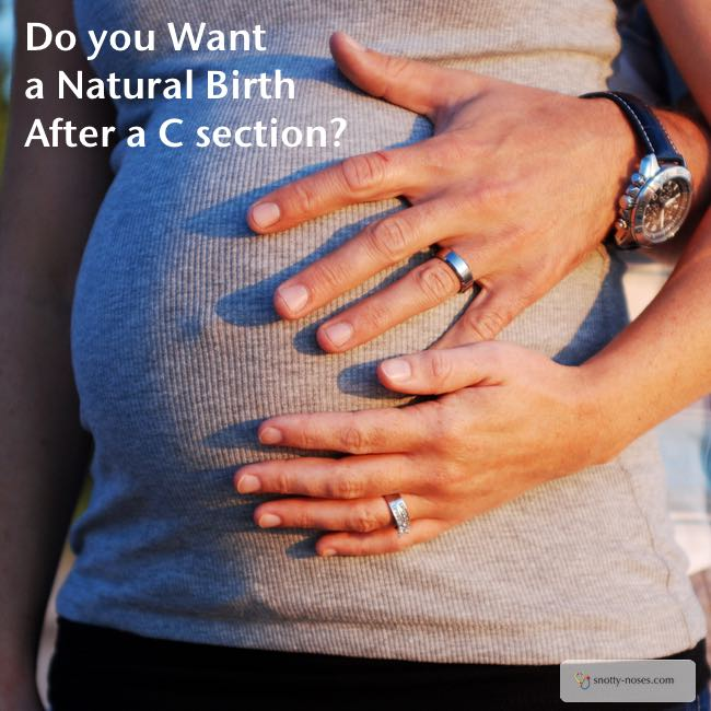 Natural Birth After a C Section. What are the risks, advantages and disadvantages? By a pediatrician