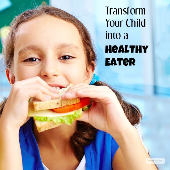 10 Ways to a Healthier Kids diet