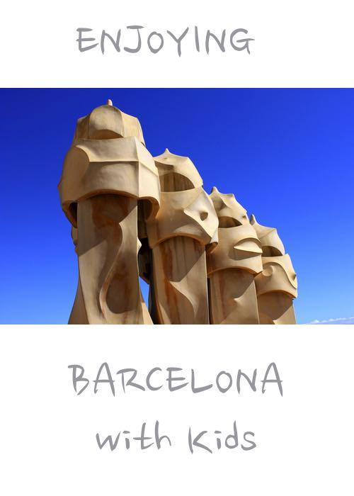 How to Enjoy Barcelona with Children