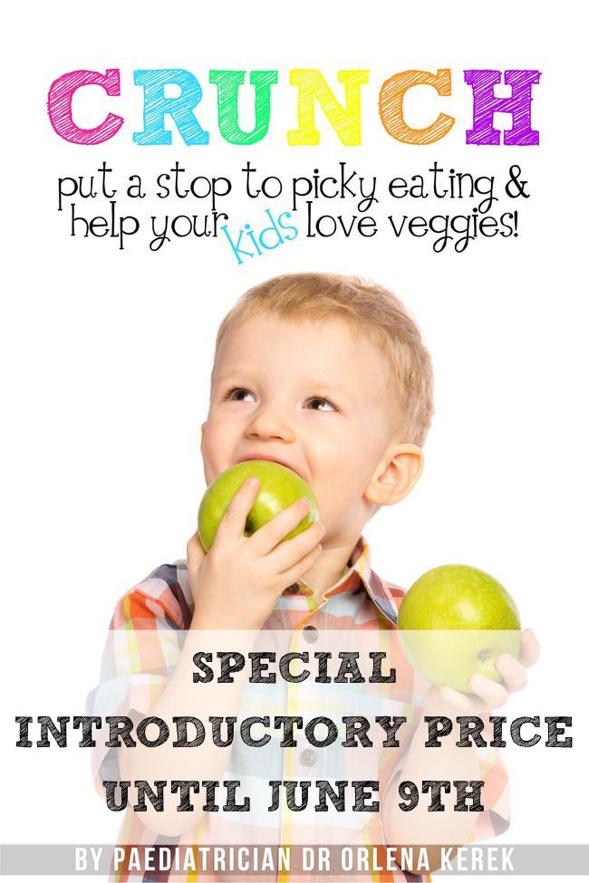 Put a Stop to Picky Eating and Help Your Kids Love Veggies