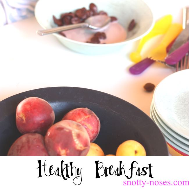 Easy Ways to Make a Healthy Breakfast