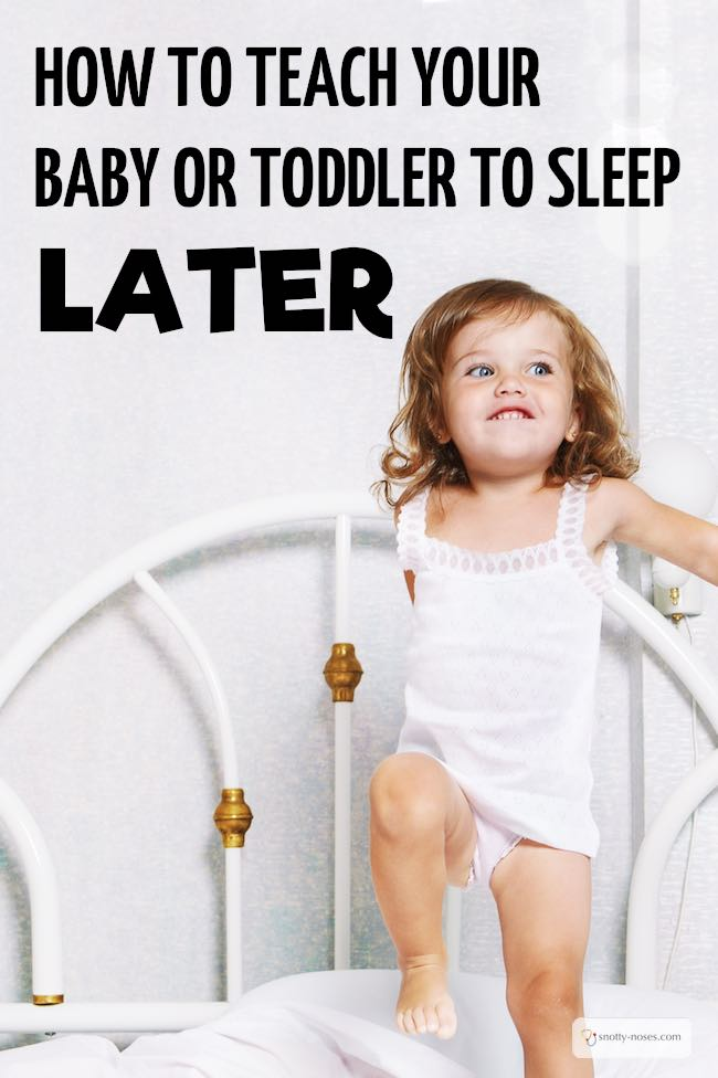 Kids Waking Too Early. How to Teach Your Baby or Toddler to Sleep Later. Should you drop their nap or just teach them to stay in bed? written by a pediatric doctor.
