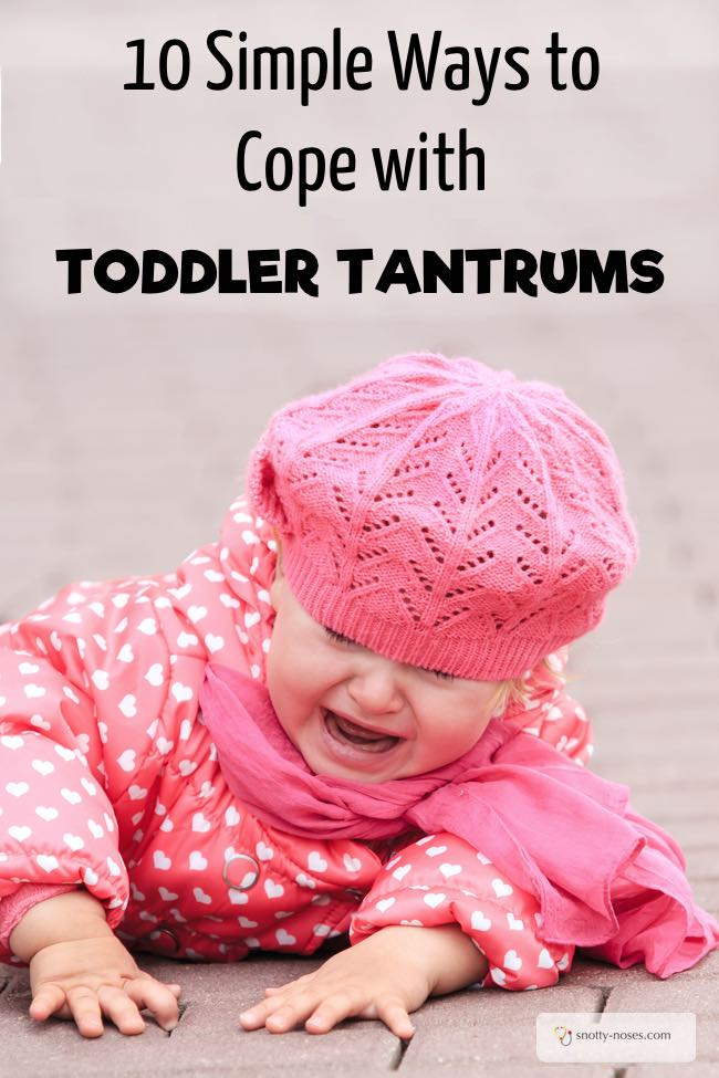 Dealing with Tantrums. Toddler Tantrums Happen. How do Parents Survive Toddler Tantrums?
