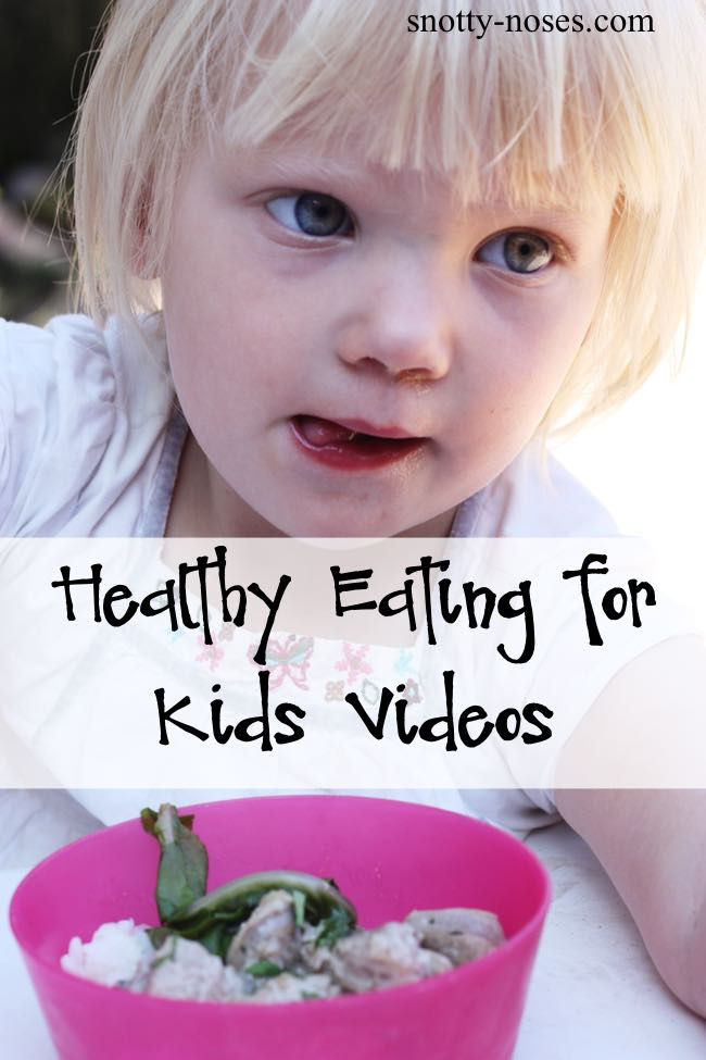 Healthy Eating for Kids Video by Dr Orlena Kerek, pediatirician