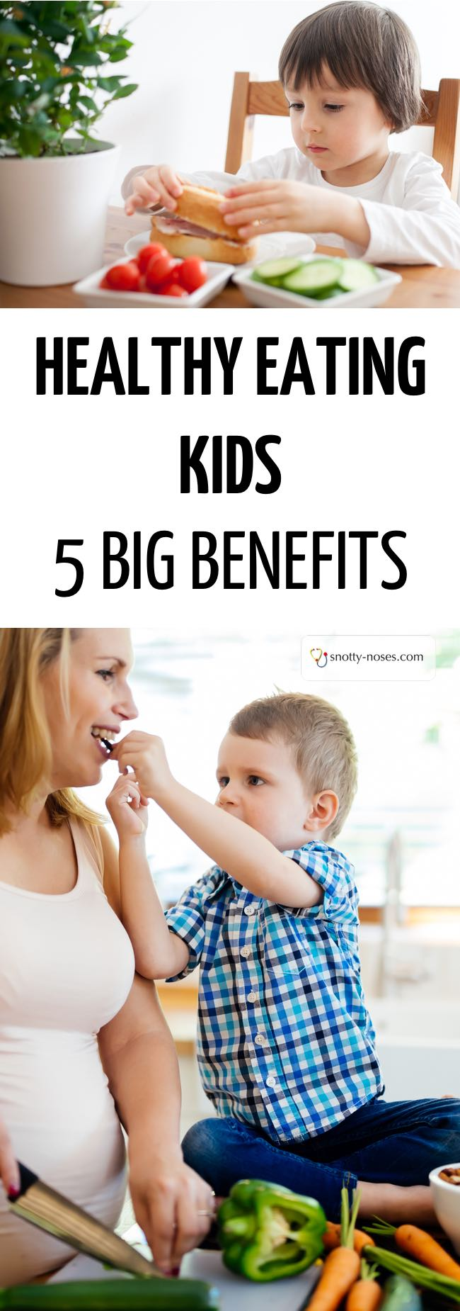 5 Big Benefits of Healthy Eating for Kids and why I bother to teach my kids healthy eating habits..