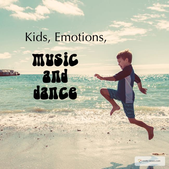 How to Teach your Kids about Emotions with Music and Dance. (It's really easy!)