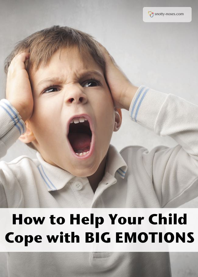 How to Teach Children to Cope with Big Emotions. It's so tough when your kids get angry and cross but it's a great opportunity to teach them how to control their emotions