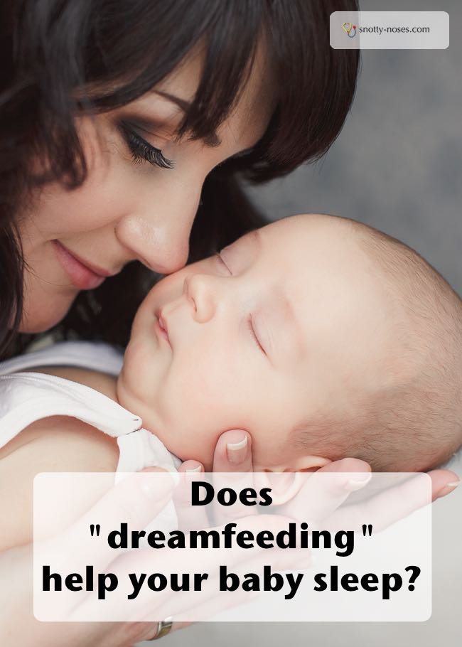 To Dream Feed or not to Dream Feed Your Baby?