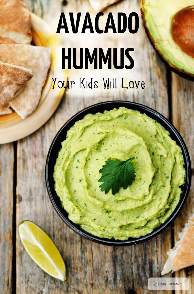 Healthy avocado hummus recipe your kids will love healthy avocado hummus recipe this is an amazingly easy recipe that makes a great snack forumfinder Gallery