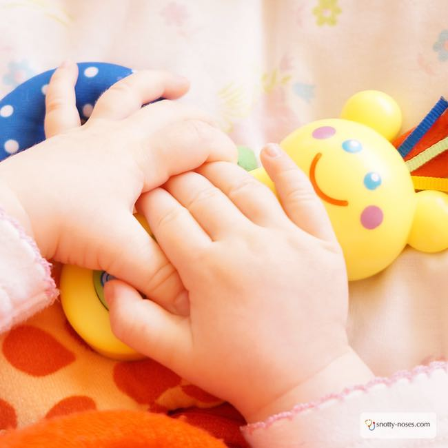 Your Baby's Fine Motor Development by a paediatric doctor.