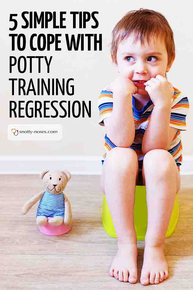 Potty Training Regression And When To Worry