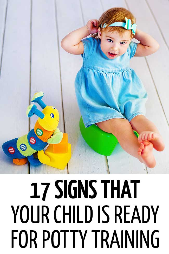 Signing Potty Training for young kids that dont speak yet