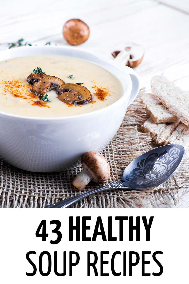 A delicious bowl of cream soup with mushrooms on top #parenting #parenting #parents #parenthood #parentlife #toddlers #kids #healthyeatingforkids #happyhealthyeatingforkids #mealplanning #mealpreparation #healthymeals #foodpreparation #healthyfood