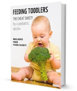 How to Feed your Toddler a Healthy Diet. A great resource for parents who are struggling to feed their toddlers healthy food. By a pediatric doctor