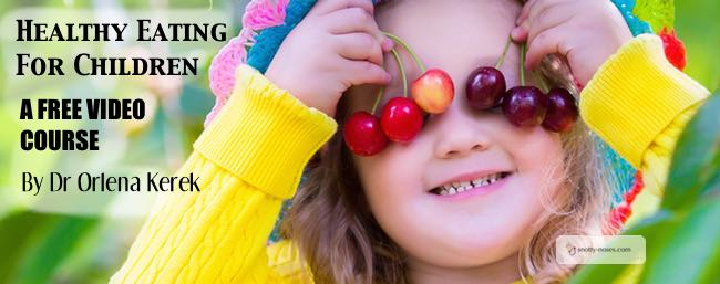Healthy Eating for Children Video Course