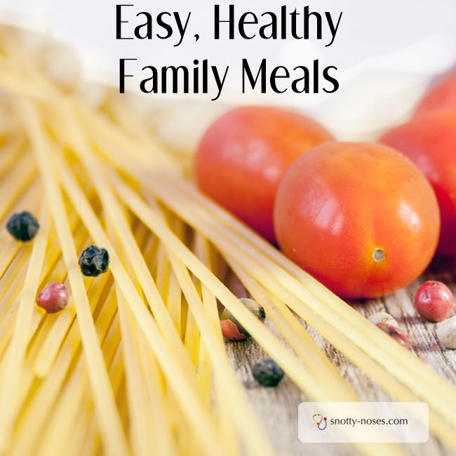 healthy easy dinner recipes for kids some great easy family meals