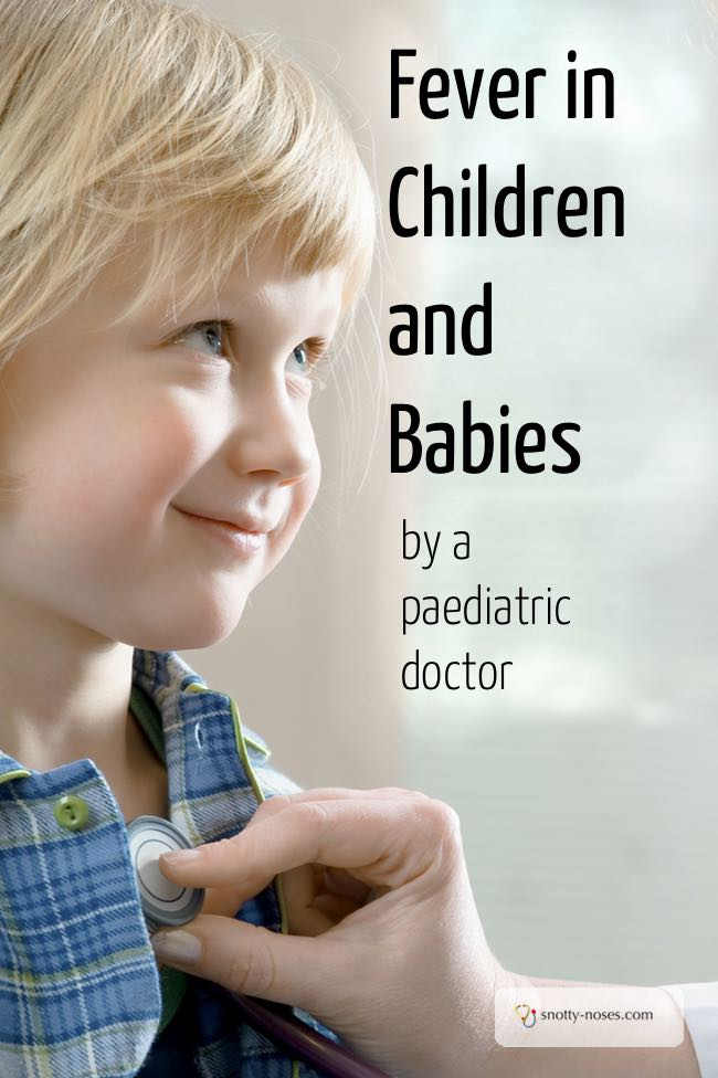 Fever in Children and Babies by Dr Orlena Kerek, paediatrician