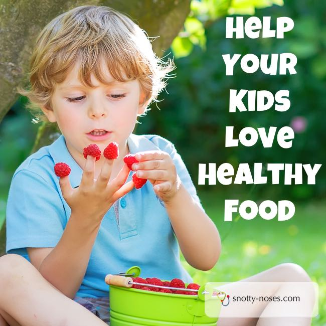 How to Improve your Kid's Diet