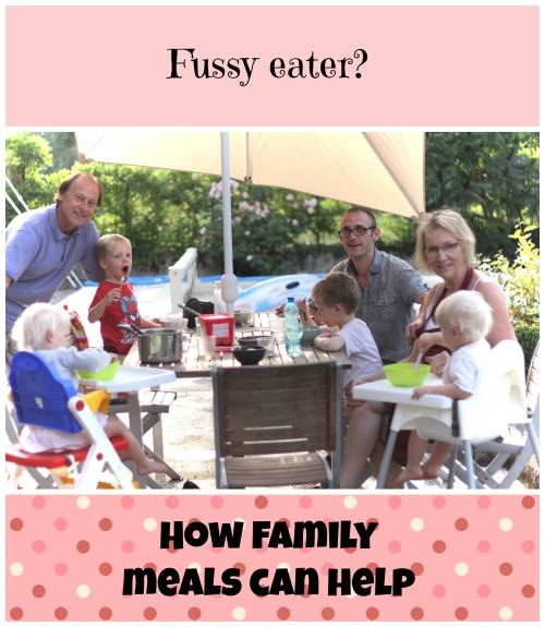 The benefits of family meals by Dr Orlena Kerek, paediatrician