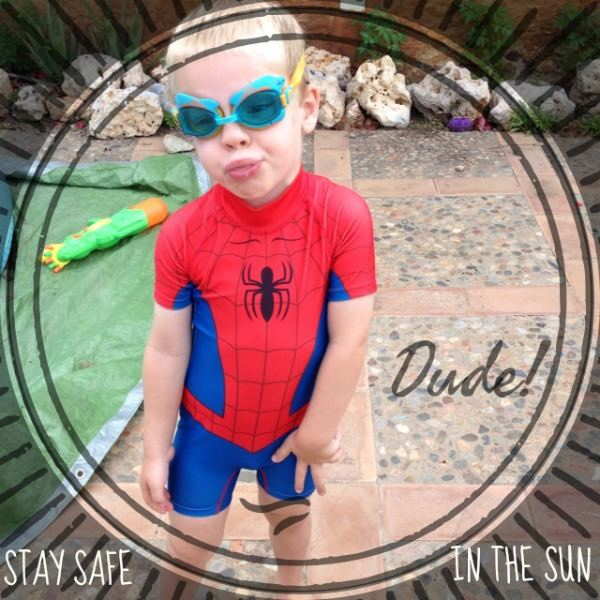 How to Keep your Kids Safe in the Sun