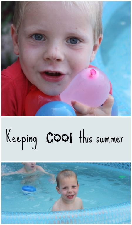 Keeping Cool this Summer
