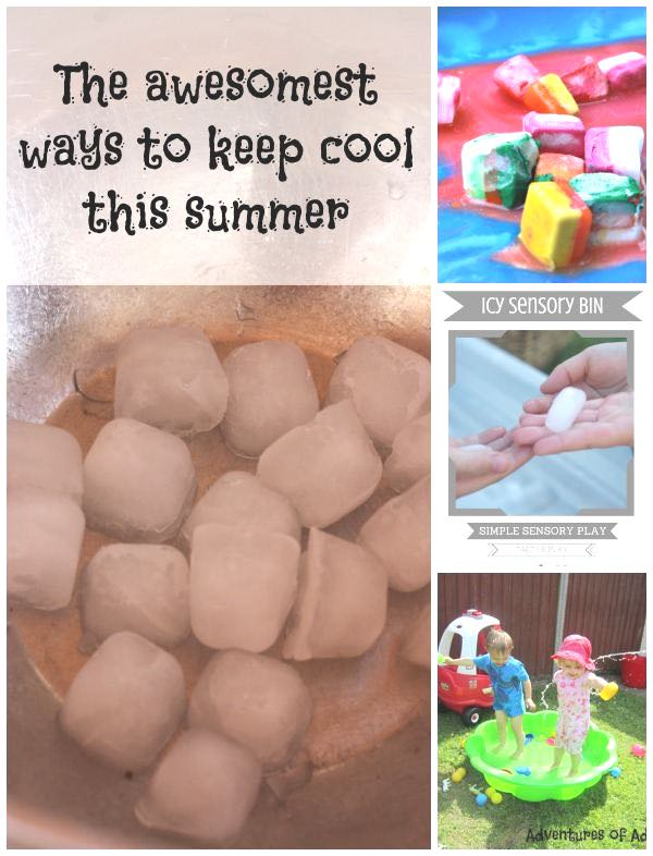 Awesomest ways to keep cool this summer