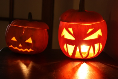 Happy Birthday babies, Halloween and canstanyada.