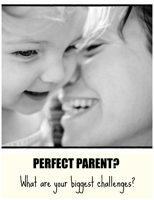 Is there such a thing as a 'perfect parent'?