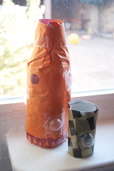 A home made rocket