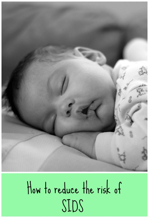 How to reduce the risk of SIDS by Dr Orlena Kerek, paediatrician
